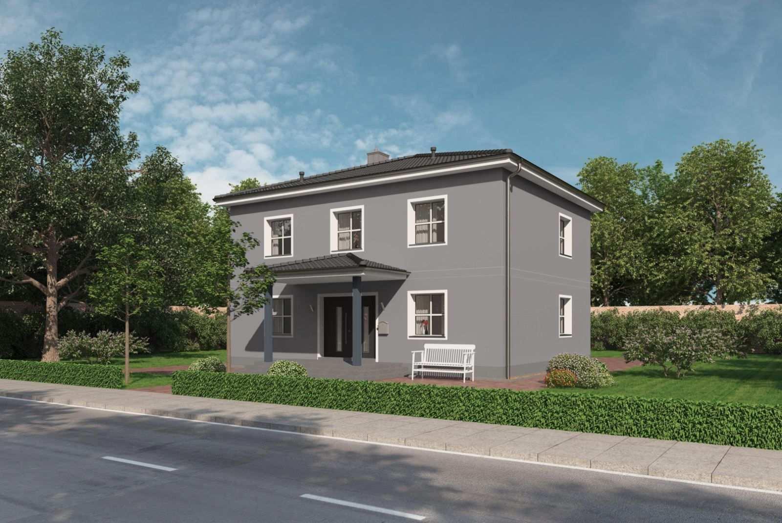 Fassaden Konfigurator Fassade Style At Home Aussenwand