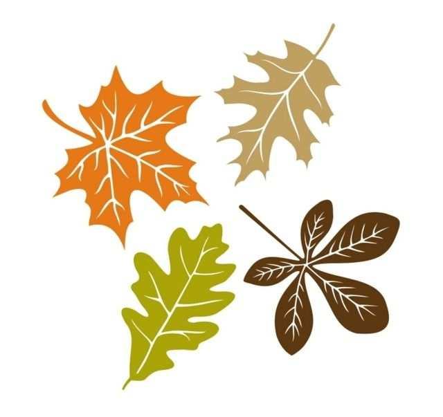 Herbst Fensterbilder Basteln Susse Ideen Und Motive