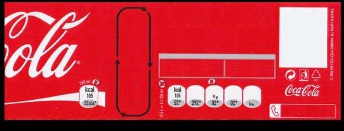 Der Coca Cola Spickzettel Bei Jedem Schluck Gibts Eine Formel