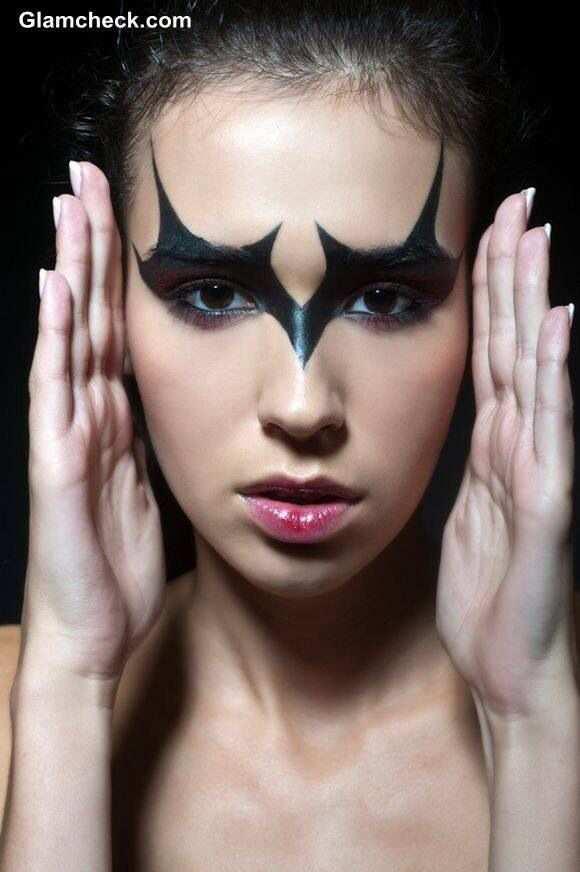 Halloween Makeup Spadelic Halloween Gesicht Schminken