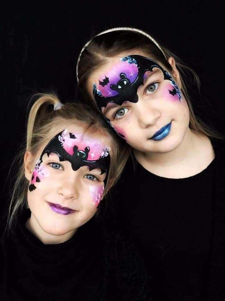 Grimage Schminken Kinder Schminken Halloween Gesicht Schminken