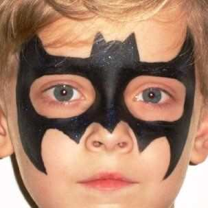 Pin By Sabrini333 On Face Paint Superhero Face Painting Face