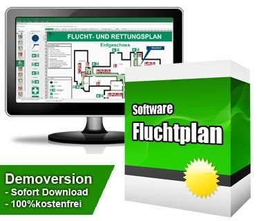 Kostenlose Fluchtplan 2020 Software Download Test Bei Fluchtplan24
