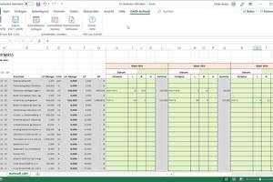Aus Excel In Gaeb Computer Spezial
