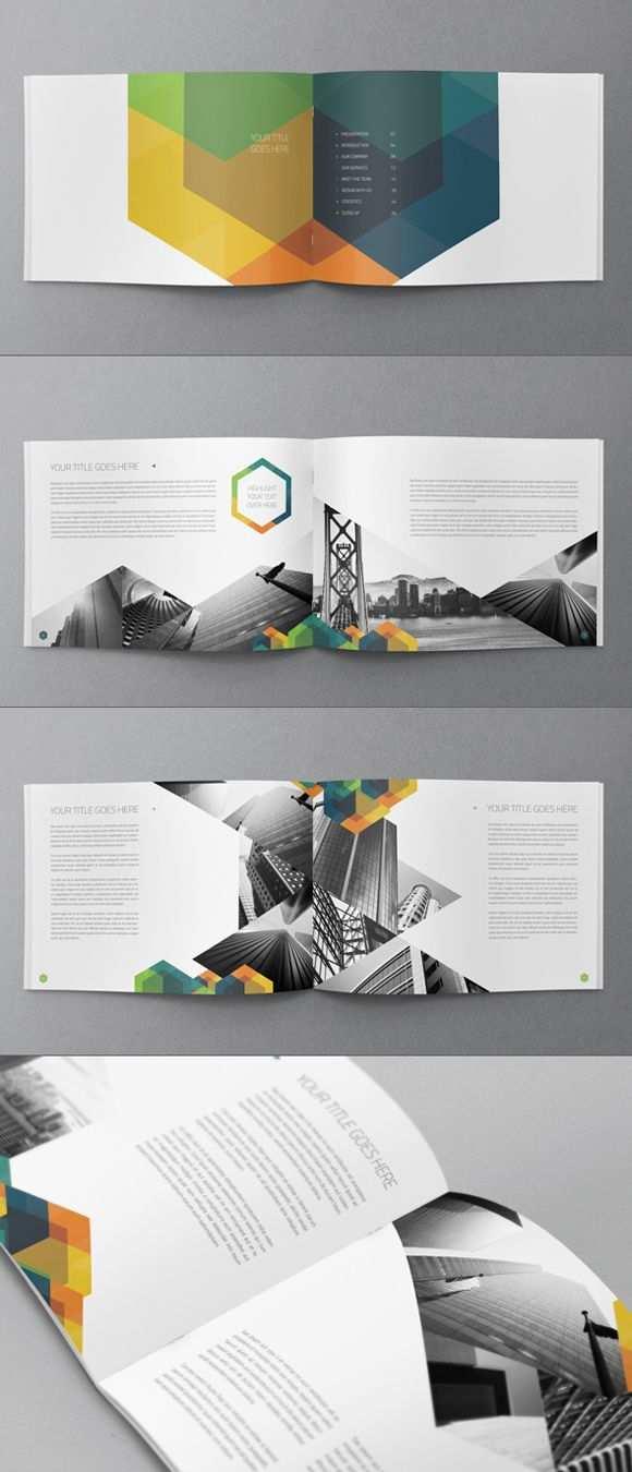 15 Folders Modernos E Criativos Projeto Livreto Design De Catalogo