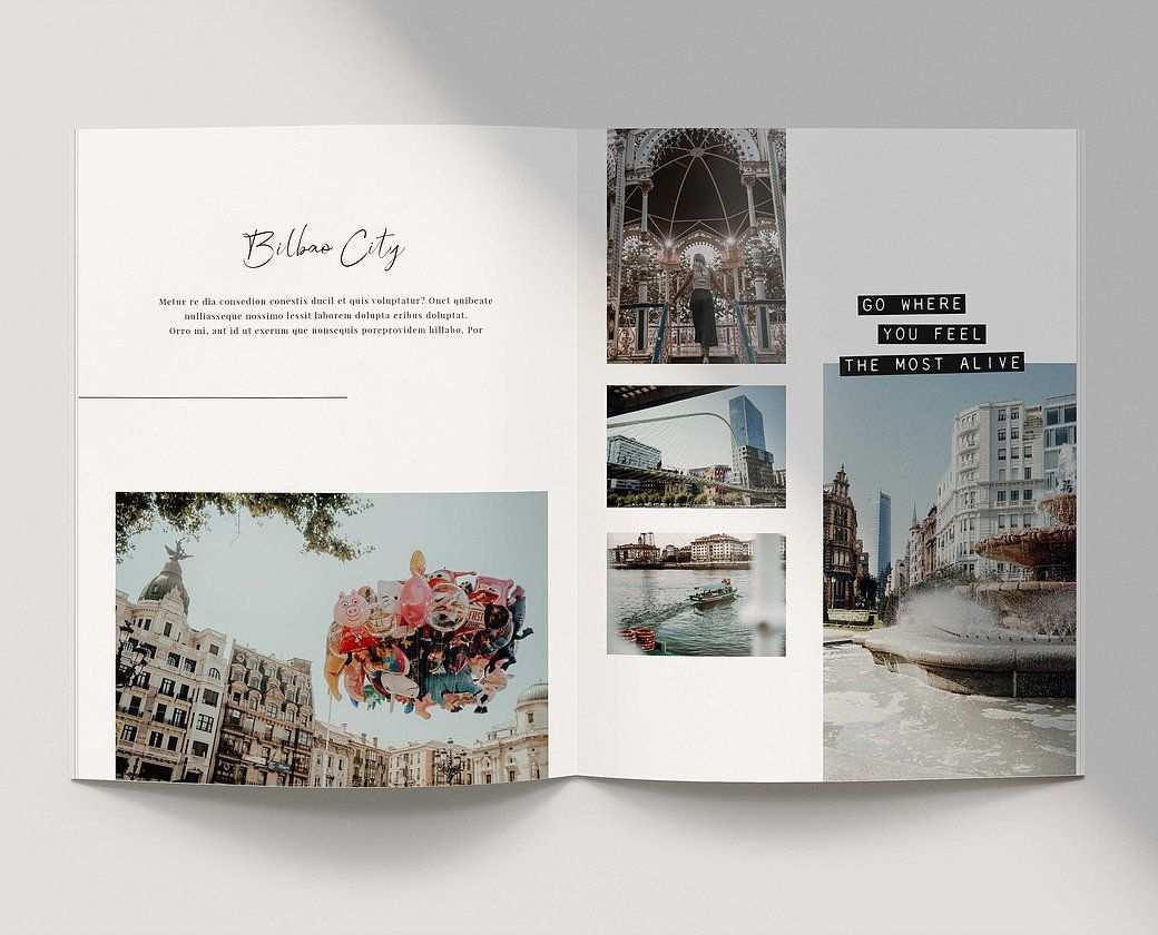 Fotobuch Vorlage Wanderlust Thelovelypeony Fotobuch