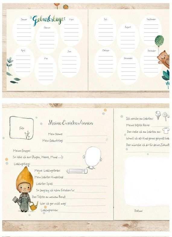 Freundebuch Kindergarten Freunde Buch Alle Meine Freunde