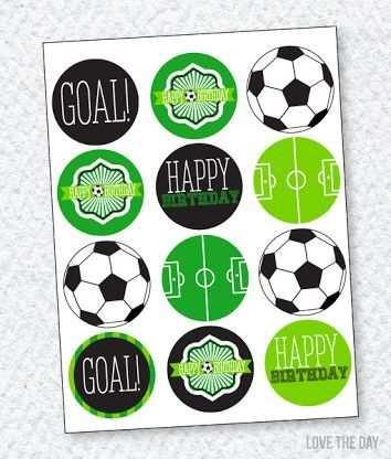 Kartinki Po Zaprosu Birthday Soccer Kindergeburtstag Fussball