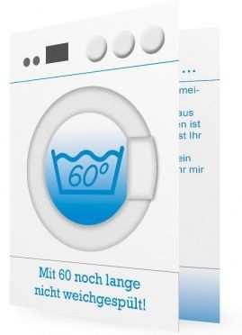 60 Geburtstag Einladung Vorlagen Waschmaschine Geburtstag