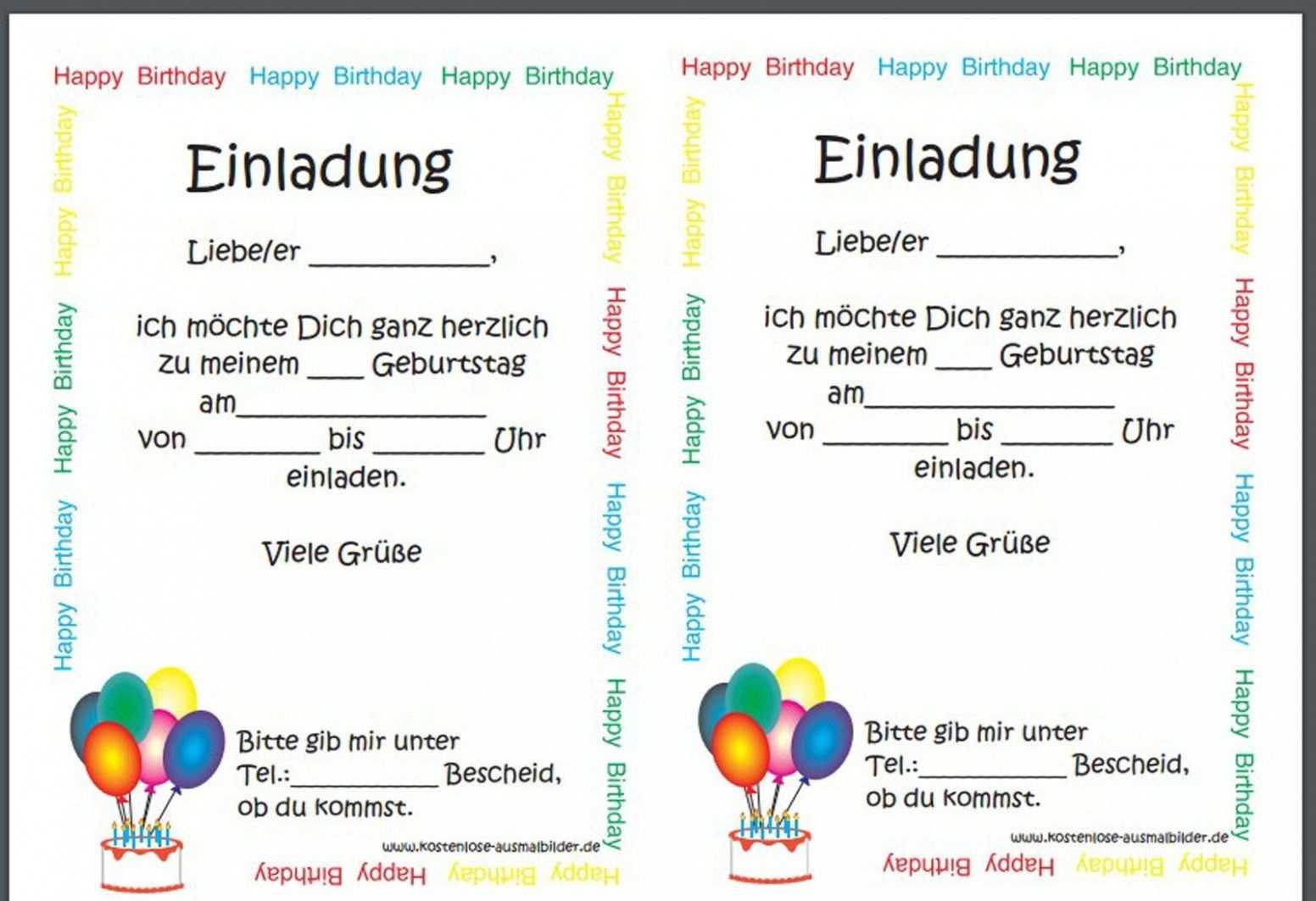 Pin Auf Birthday