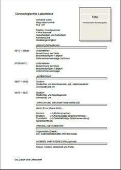 Cv Template Germany Cvtemplate Germany Template Curriculum Vitae Modelos De Curriculum Vitae Plantilla Curriculum Vitae Gratis