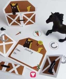 Pferde Einladung Du Brauchst Noch Eine Hubsche Einladung Fur Deine