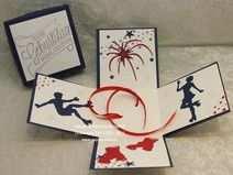 Magic Box Fur Ein Musical Starlight Express Geschenke Karten