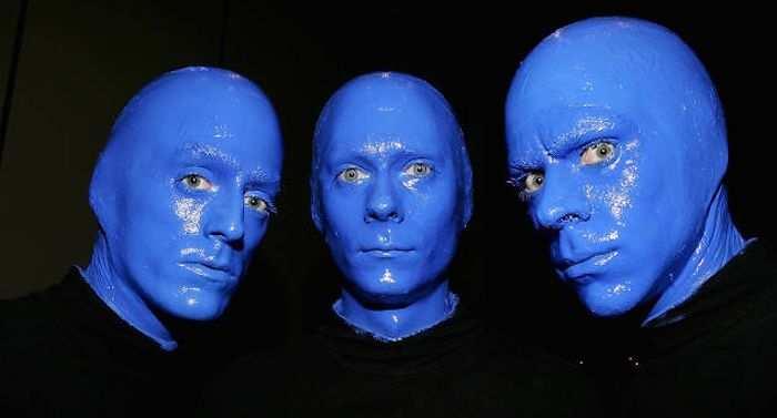 Diese Blauen Manner Sollte Man Kennen Wer Die Spektakulare
