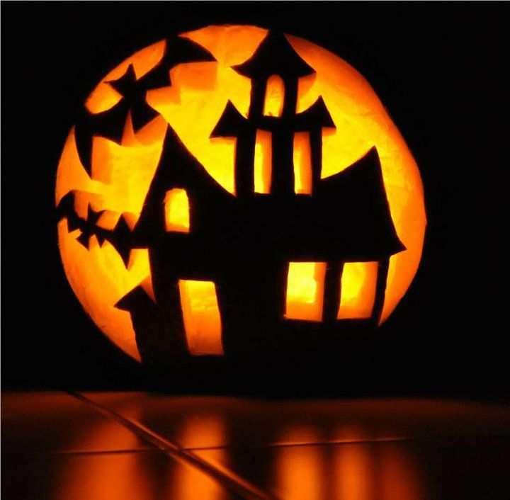 Halloween Kurbis Vorlage