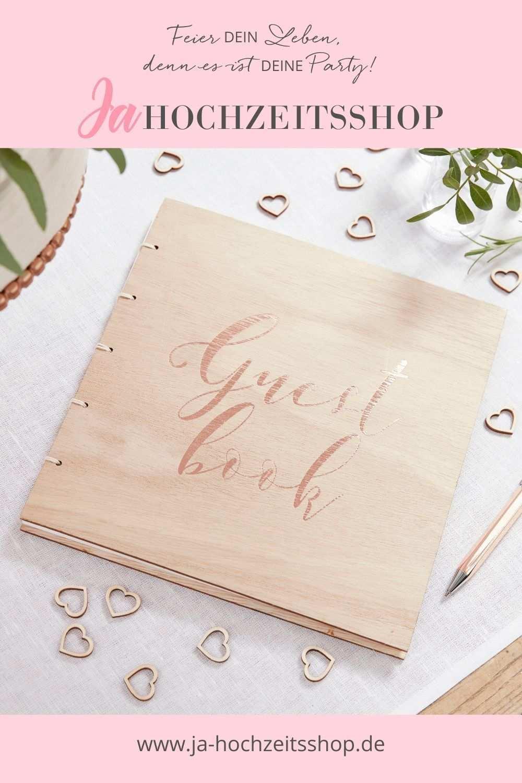 Gastebuch Hochzeit Hochzeitsalbum I Gestalten I Ideen I