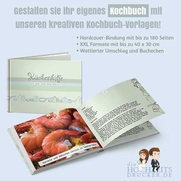 Vorlage Fur Eigenes Kochbuch Kochbuch Selbst Gestalten