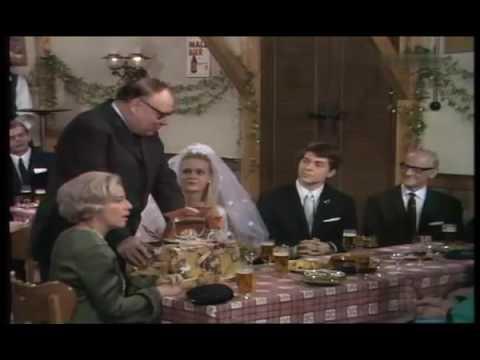 Heinz Erhardt Die Hochzeitsrede Des Brautvaters 1968 Youtube