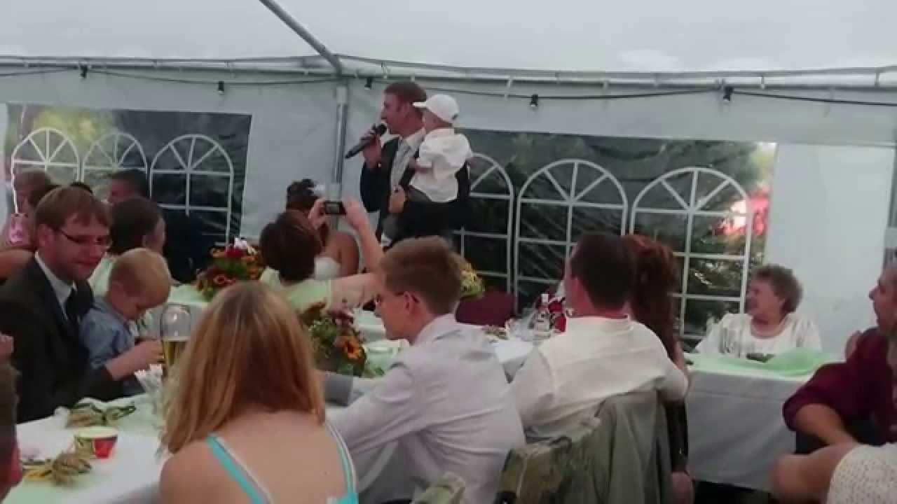 Hochzeitsrede Jana S Papa Youtube