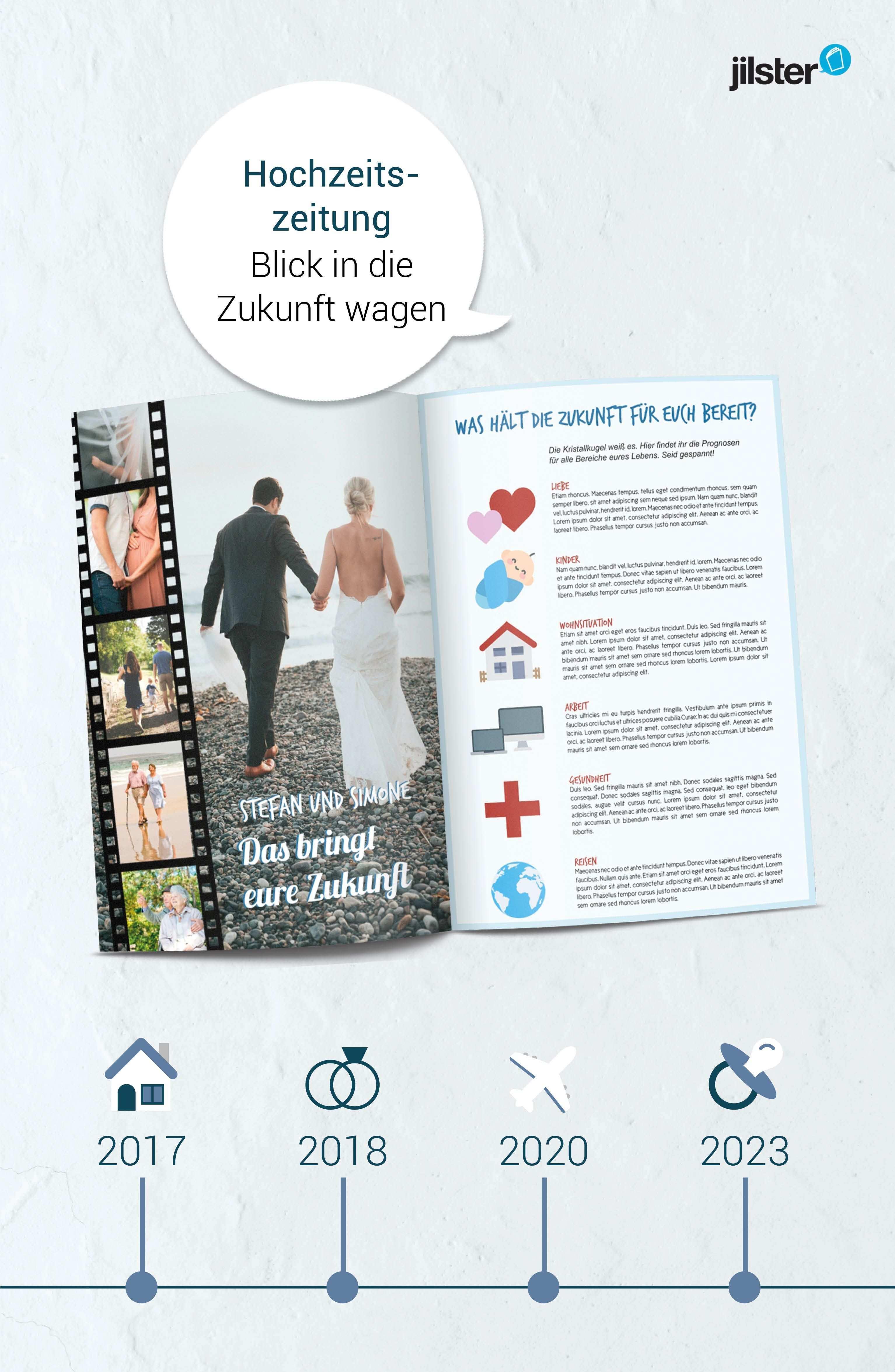 Hochzeitszeitung Hochzeitszeitung Hochzeitszeitung Ideen Zeitung