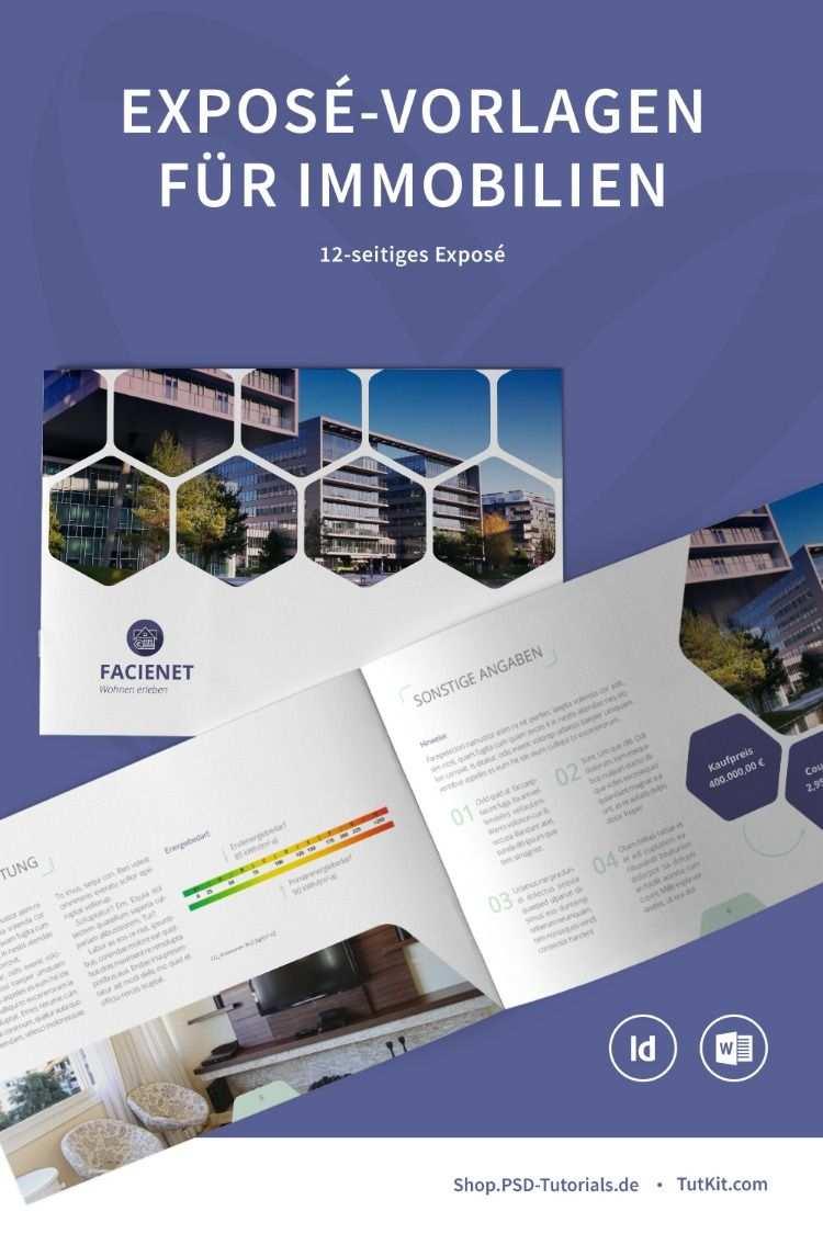 Designstarke Vorlagen Fur Immobilienfirmen Und Architekturburos