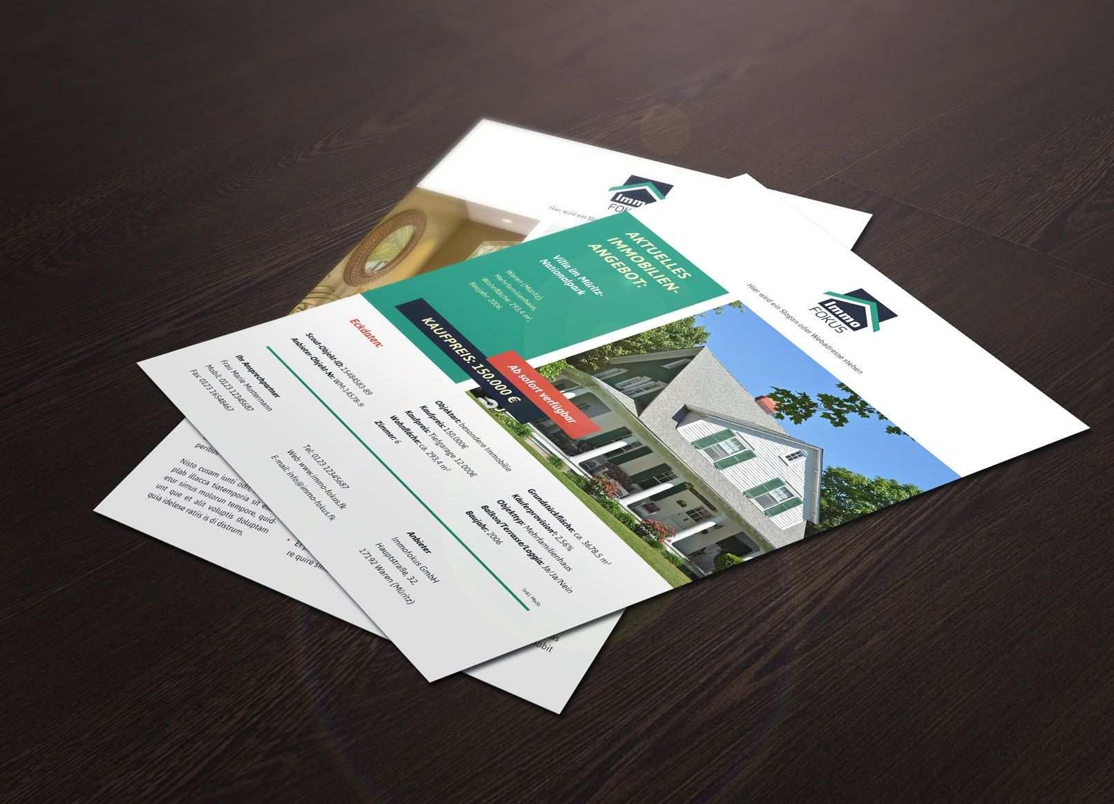 Expose Vorlagen Fur Immobilien Hauser Und Wohnungen Afbeeldingen