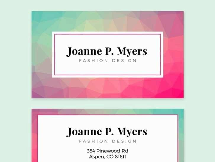 Indesign Postcard Template Free In 2020 Postcard Template Free