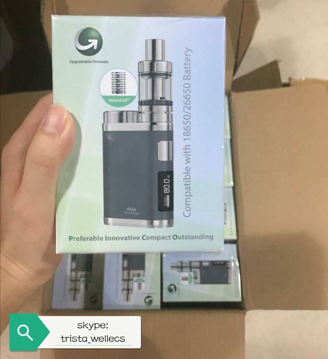 Istick Pico Mega An Upgraded Version Of Istick Pico Is