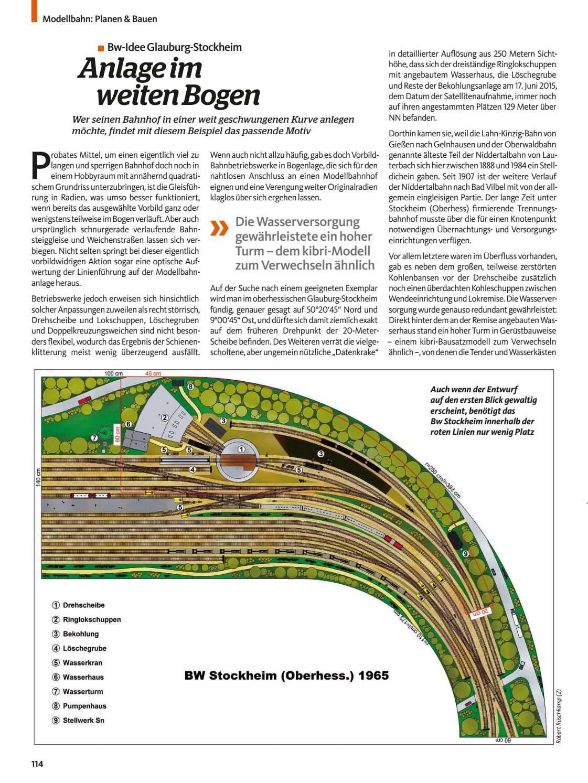 Eisenbahn Modellbahn Magazin 2016 07 Eisenbahn Modell Und
