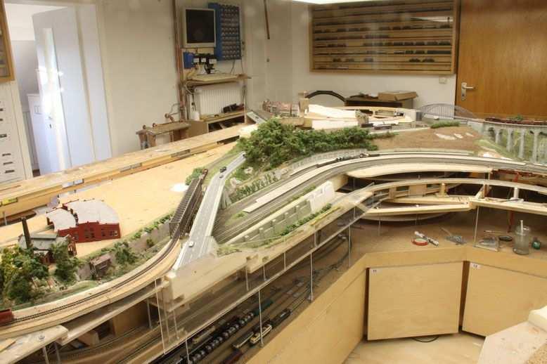 Auf Einen Blick Meine Kleine N Welt Modelleisenbahn Bauen