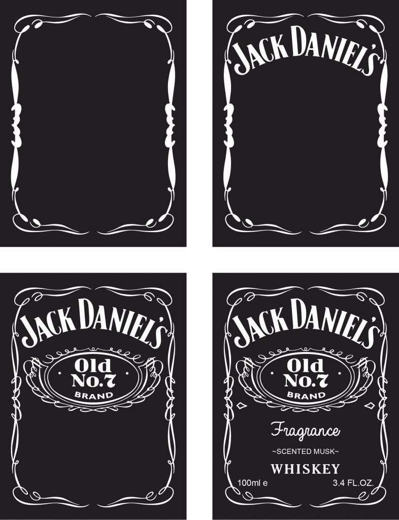 Jack Daniels Logo Generator Jack Daniels Label Jack Daniels
