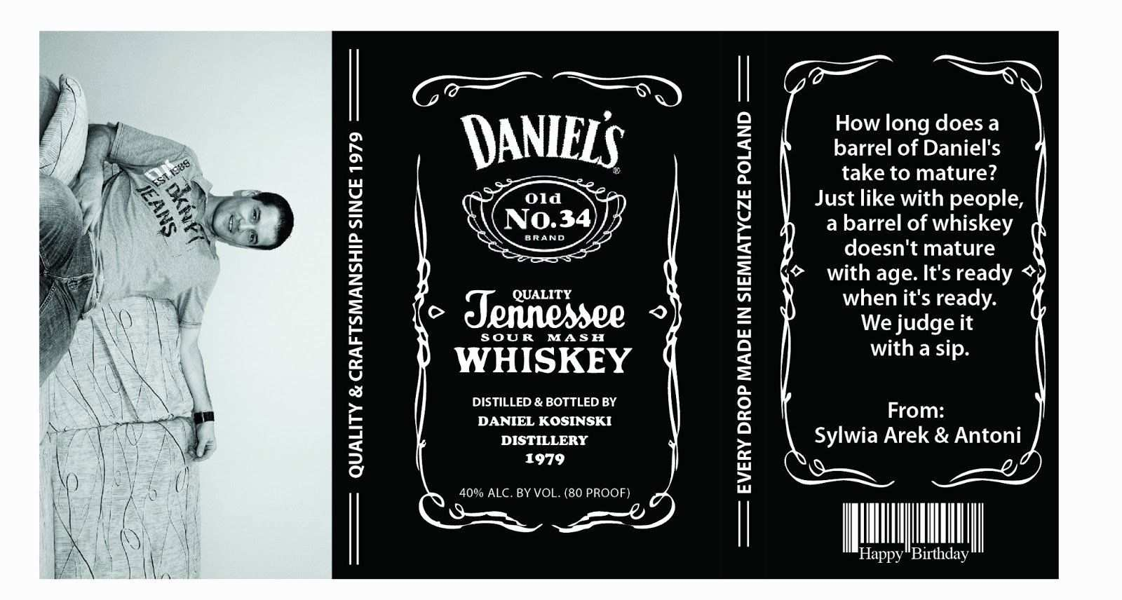 Free Jack Daniels Label Template Luxury 13 Einzigartig Jack