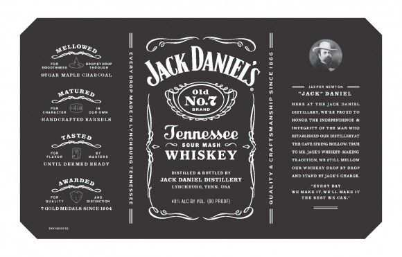 Label Pic To Use For Decor Jack Daniels Jack Daniels Label