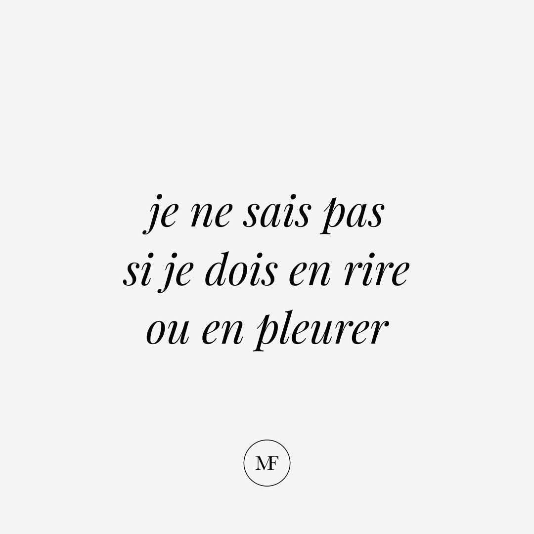 Image May Contain Text That Says Je Ne Sais Pas Si Je Dois En
