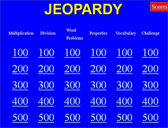 Free 9 Sample Jeopardy Powerpoint Templates In Ppt