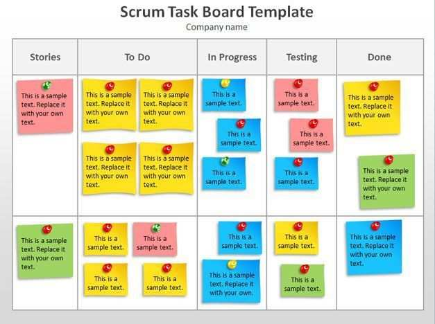 15 Juicy Kanban Board Templates For Excel Free Agile Project