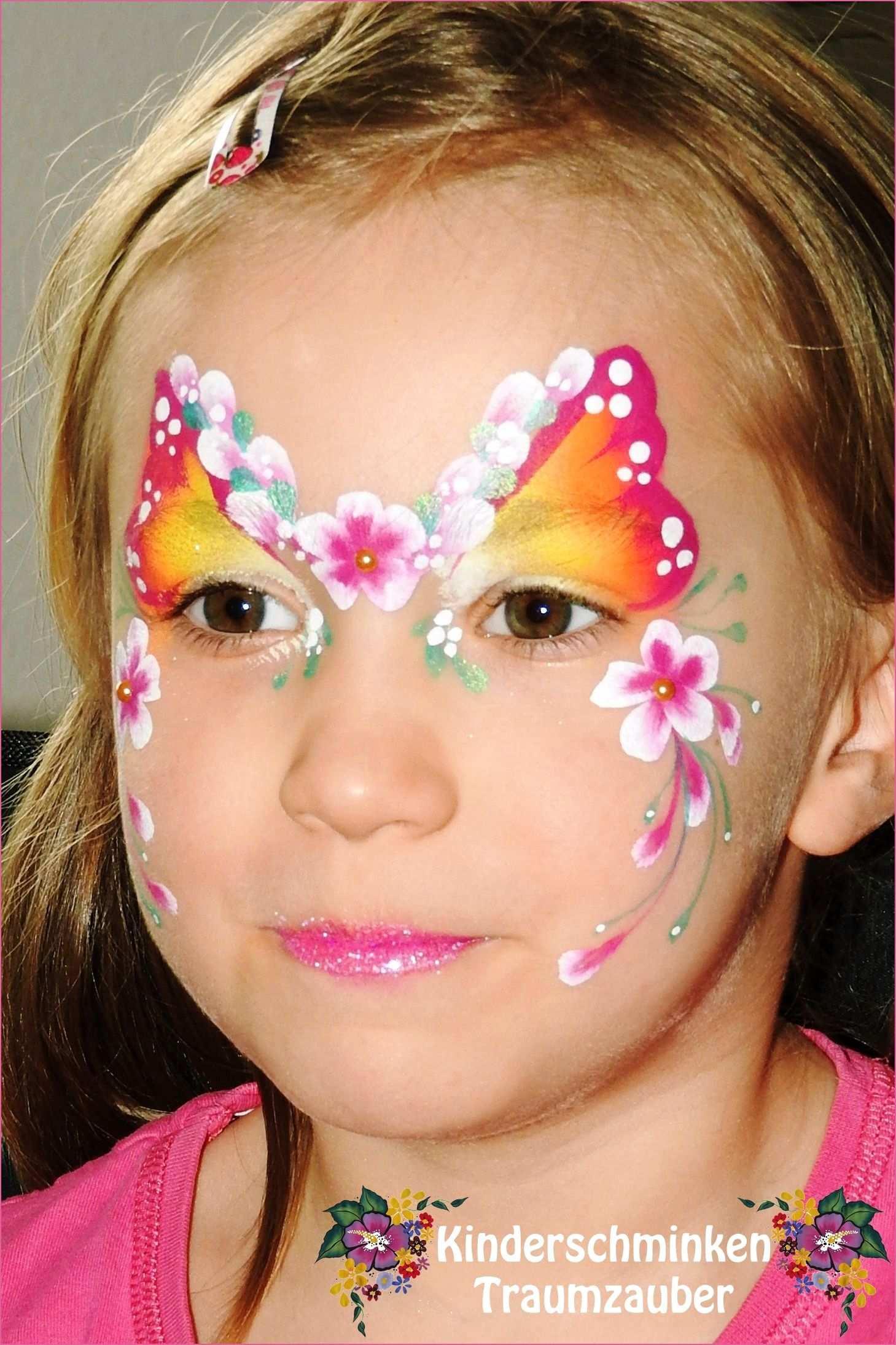 20 Kinderschminken Halloween Vorlagen In 2020 Kinder Schminken