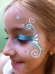 Bildergebnis Fur Kinderschminken Einfache Motive Kinder