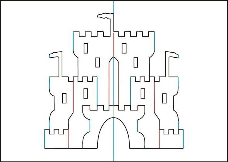 Technik Kirigami Alles Uber Die Japanische Papier Schneidekunst
