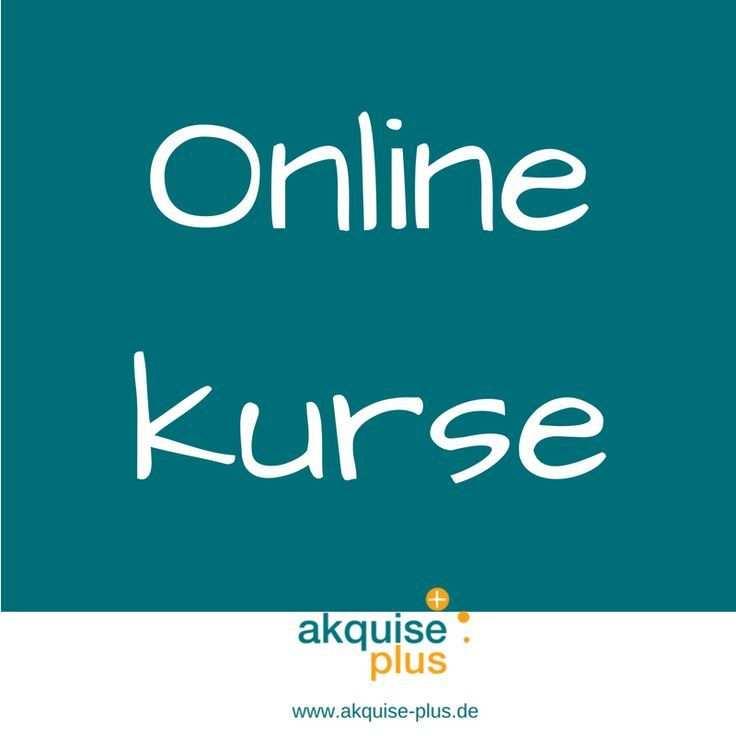 Akquise Onlinekurse Kundenakquise Hamburg Selbstmotivation