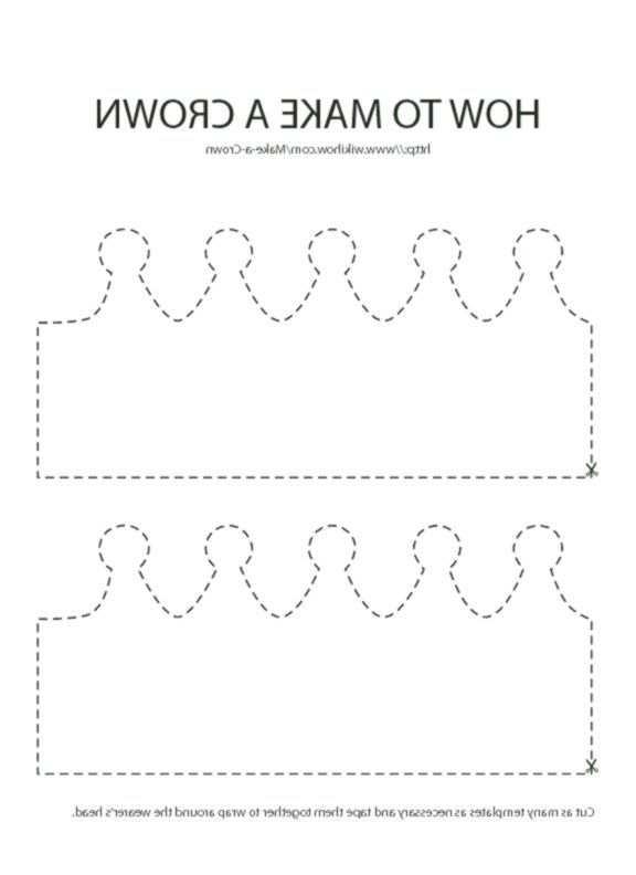 3 Wege Zur Krone Wikihow Mit Bildern Krone Basteln