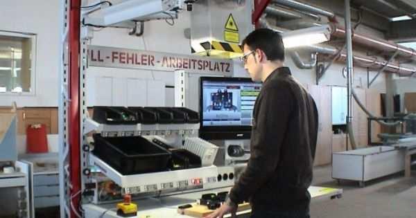 Die Leanwork Station Ist Der Handarbeitsplatz Fur Lean Production