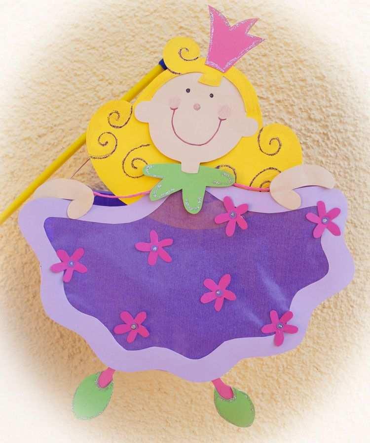 Prinzessinnen Laterne Laternen Basteln Basteln Basteln Mit Kindern