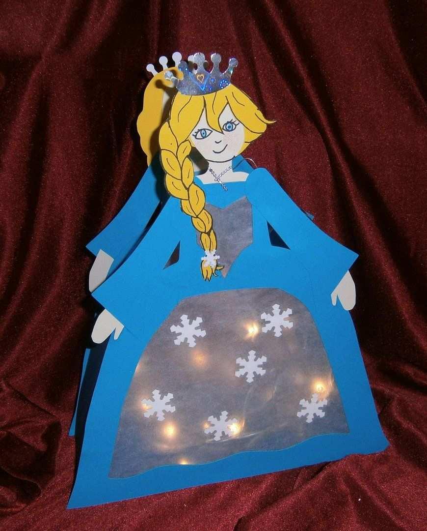 Bastelpackung Laterne Eis Prinzessin Laternen Basteln