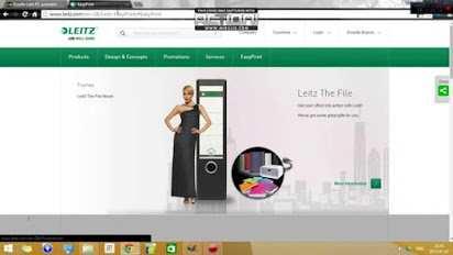 Www Leitz Com Easyprint Download