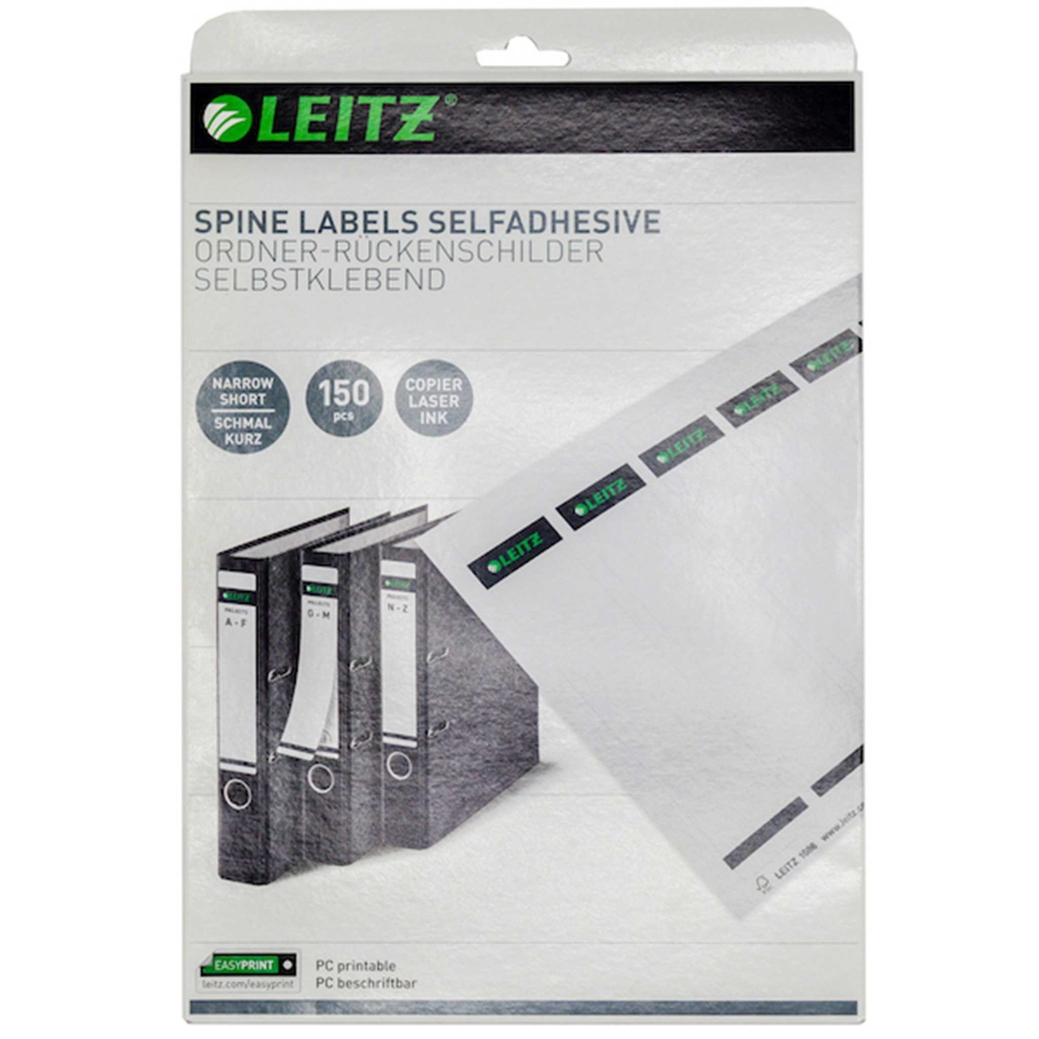 Replacement Spine Labels For Leitz R50 Binder