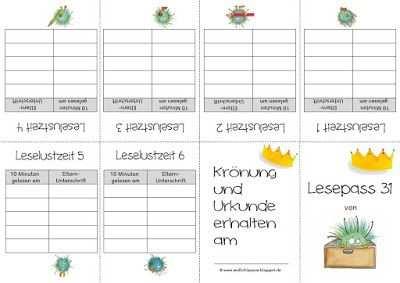 Grundschulblogs De Lesen Lesen Lernen Grundschule