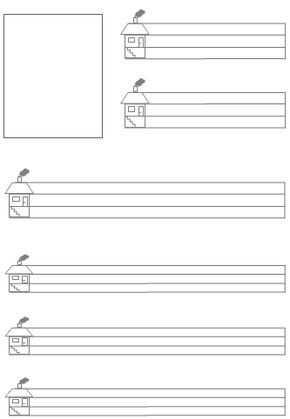 Grosse Lineatur Und Schreiblinien Zum Schreiben Lernen Schreiben