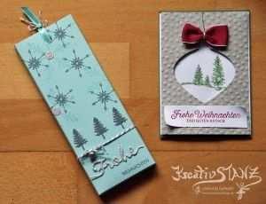 Ws Schneeflocken Verpackung Weihnachten Kreativ Bastelblog