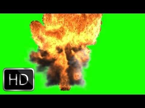 Best Explosion Green Screen Hd 1080p Download Link Youtube